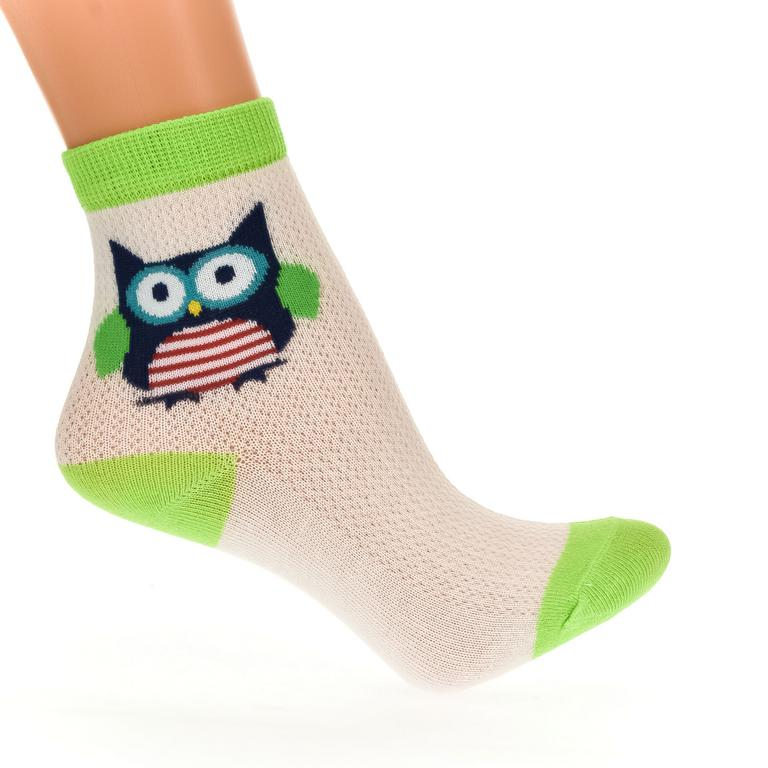 Detské béžové ponožky CIS
