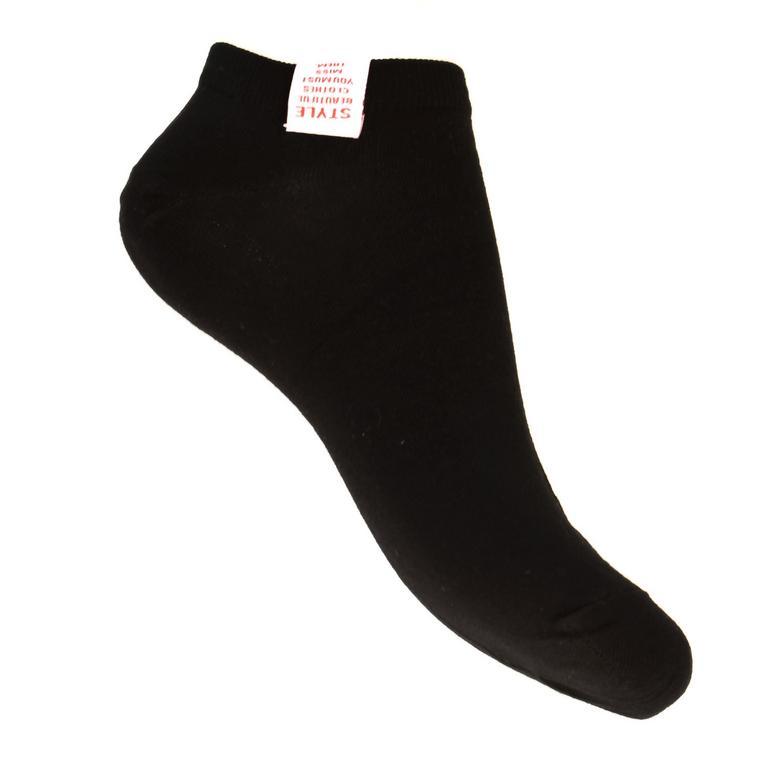 Čierne ponožky STYL