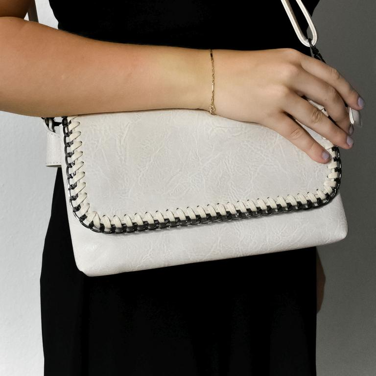 Dámska béžová kabelka BLIG