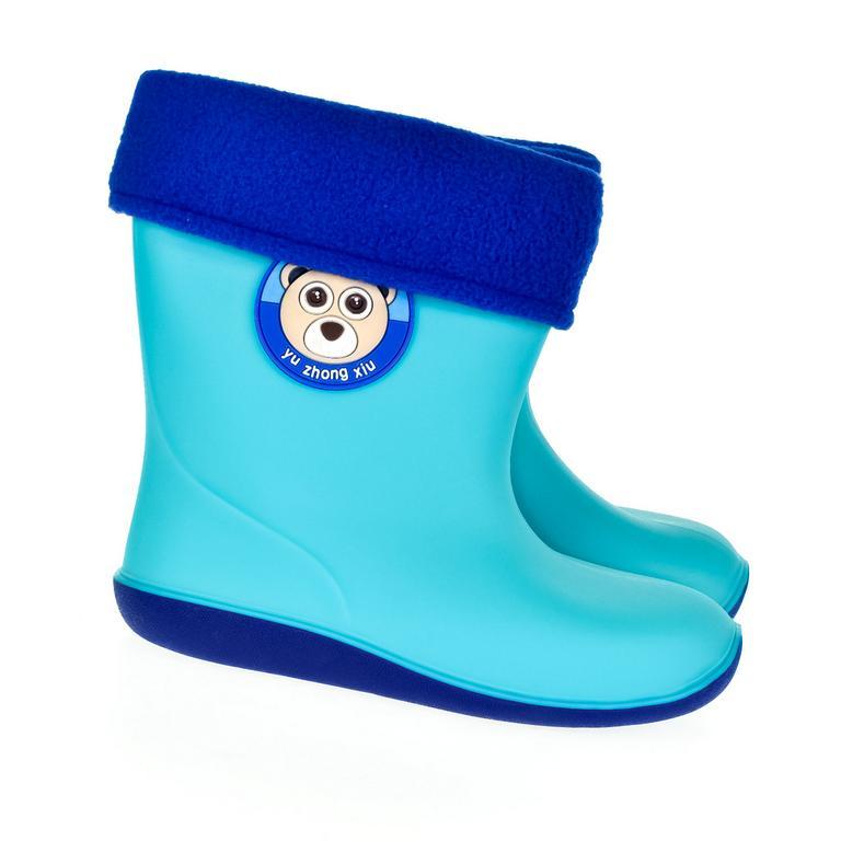 Detské modré gumáky BEAR
