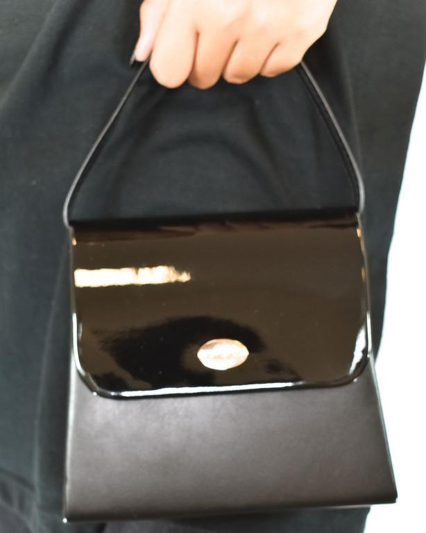 Dámska čierna kabelka LAURA BIAGGI VONNIE