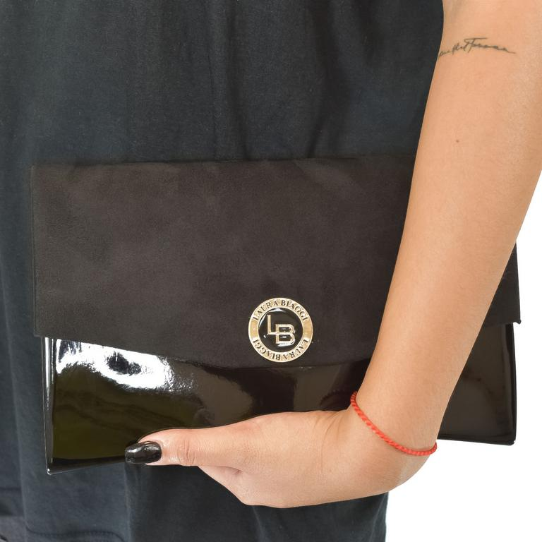 Dámska čierna kabelka LAURA BIAGGI VOCAT
