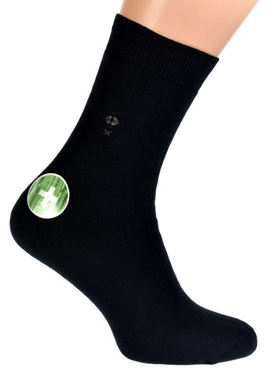 Tmavo-modré ponožky CASSIAN