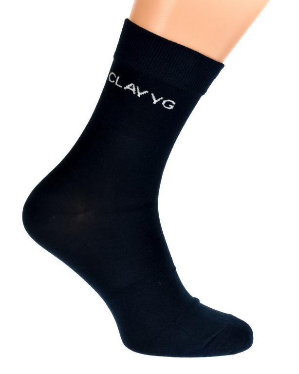 Tmavo-modré ponožky TERRY