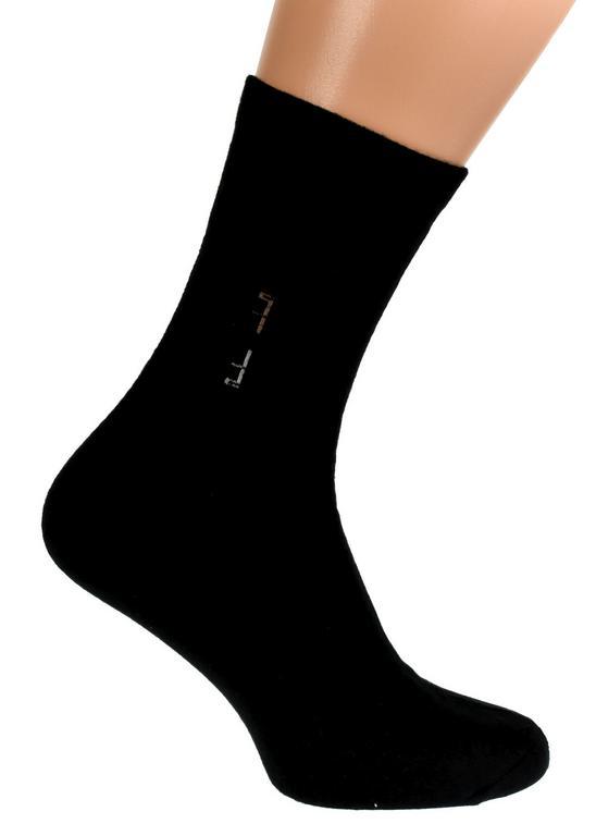 Termo čierne ponožky JEREMY