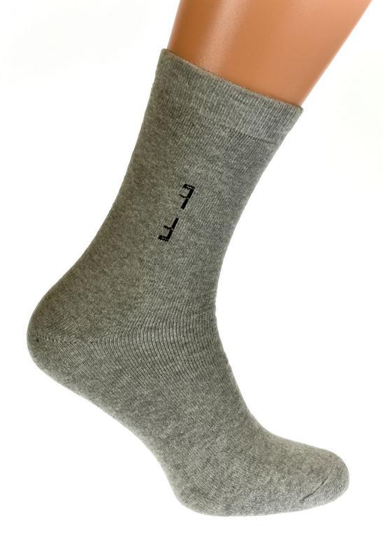Termo sivé ponožky JEREMY