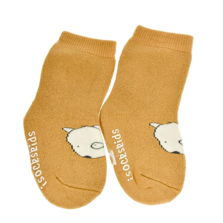 Detské žlté ponožky LILI