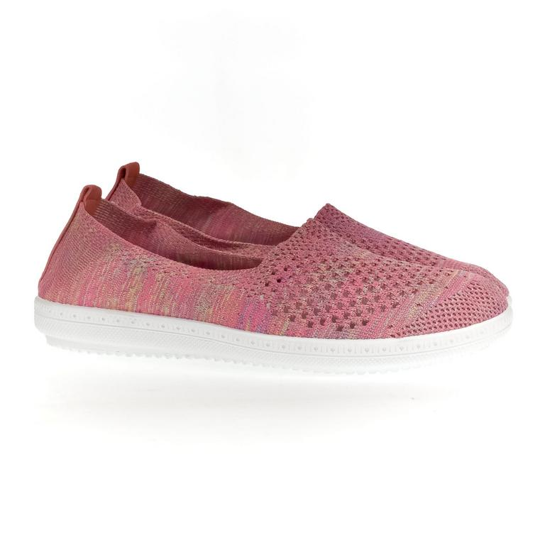 Dámske ružové tenisky LUISA