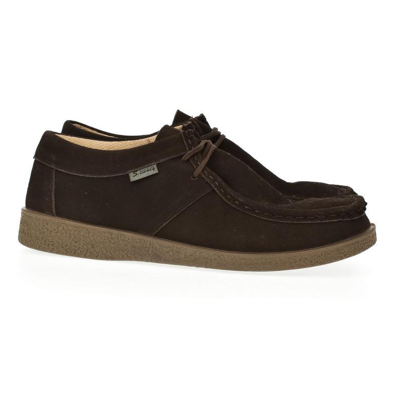 Dámske hnedé topánky ZITA
