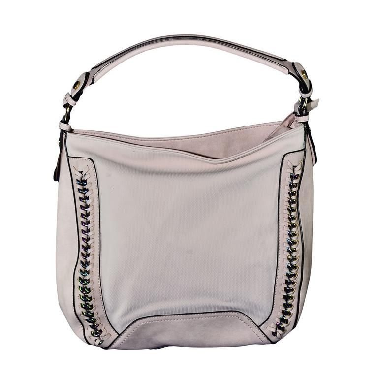 Dámska ružová kabelka AMNIS