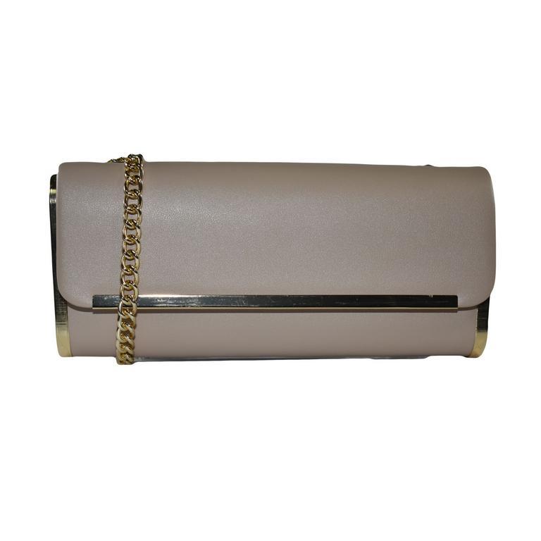 Dámska béžová kabelka MADEIRA