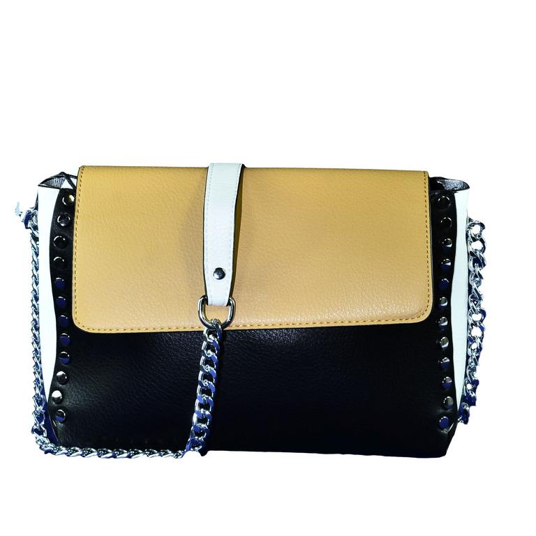Dámska čierna kabelka LINA